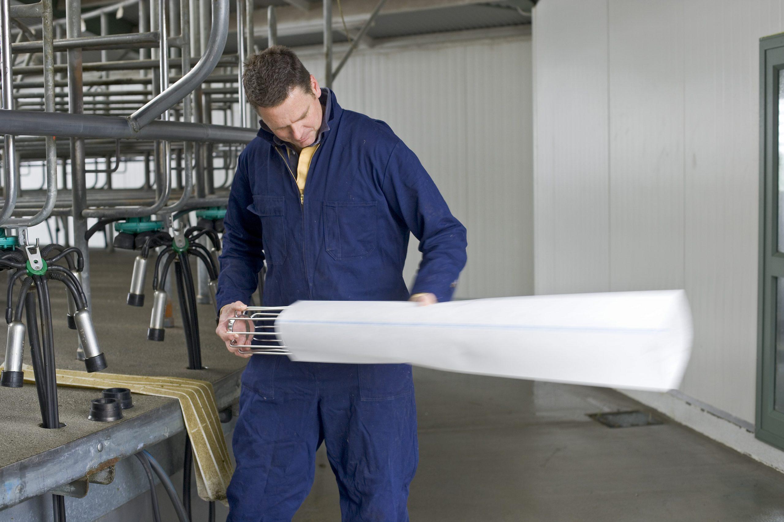 Image of Skellerup Reflex Milk Filter Sleeves