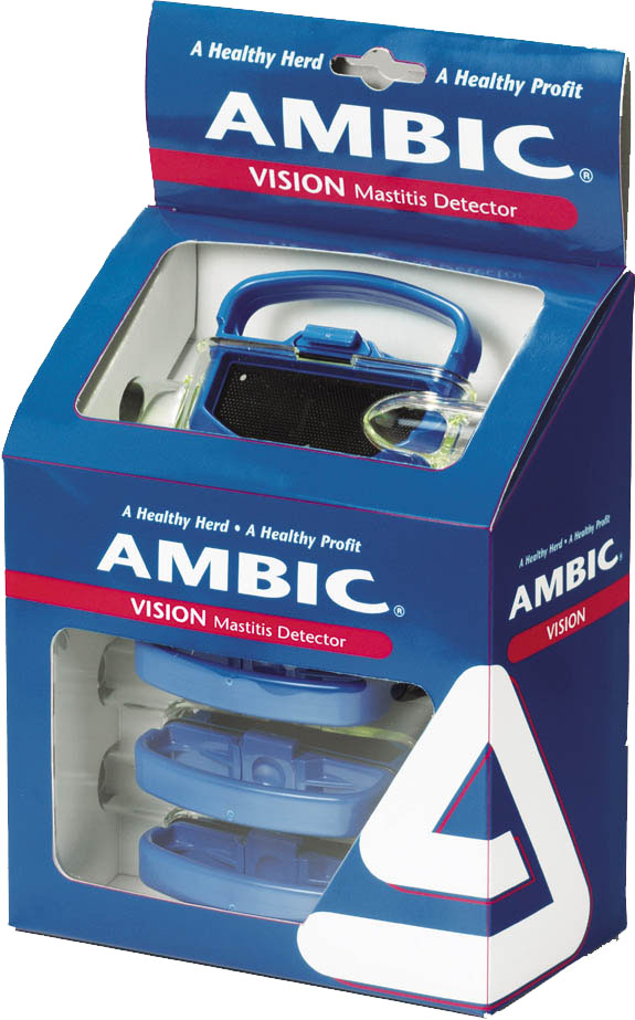 Image of Ambic Mastitis Detector & Parts