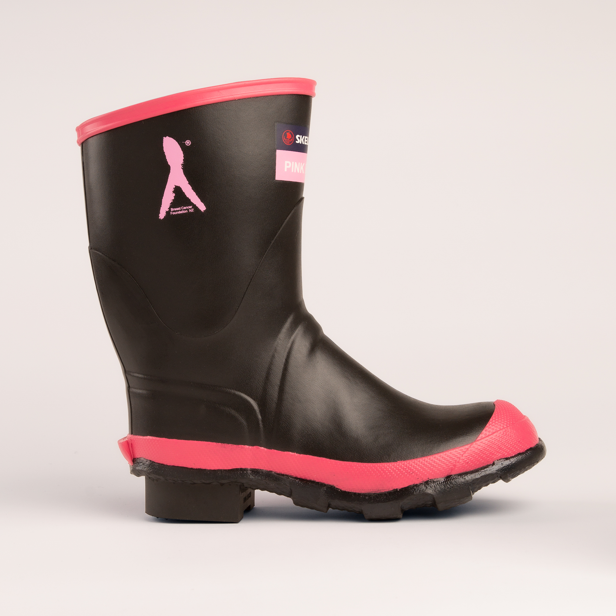 Image of Skellerup Pink Band Women/Youth
